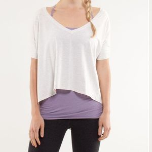 COMING SOON!  Lululemon My Mantra Shirt